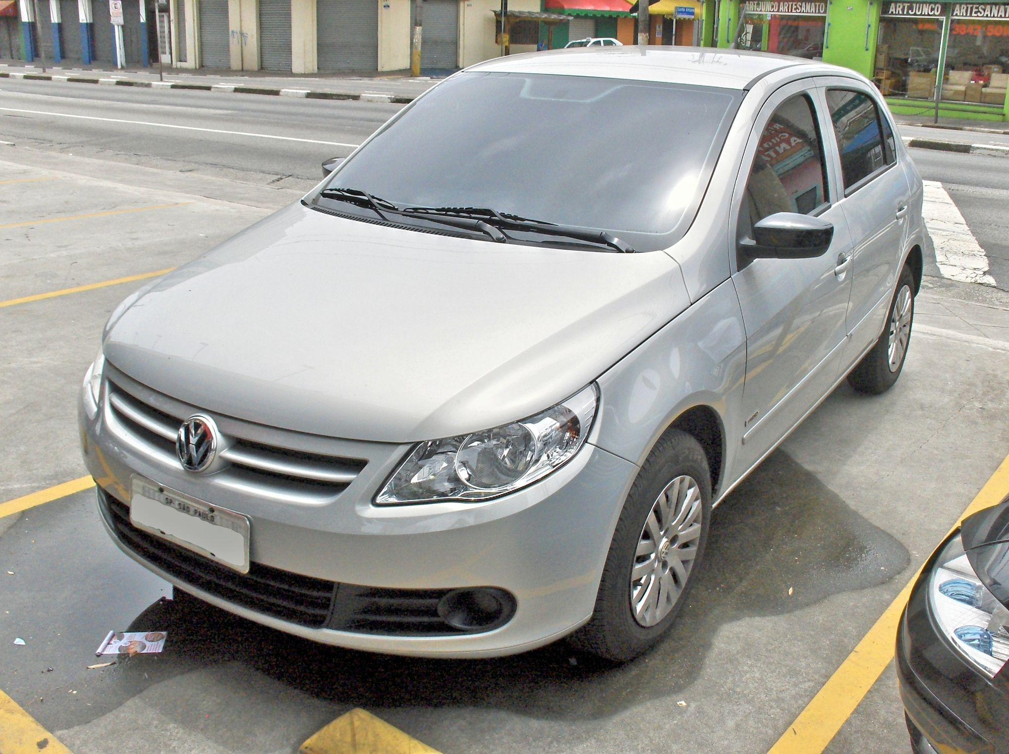 Volkswagen Parati III 2005 - 2012 Station wagon 5 door #1
