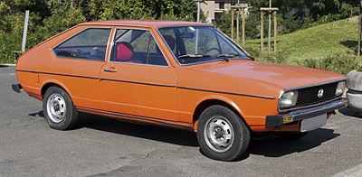 Volkswagen Passat B1 1973 - 1980 Hatchback 3 door #2