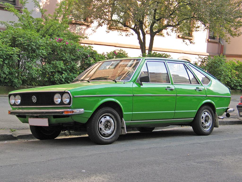 Volkswagen Passat B1 1973 - 1980 Hatchback 3 door #8