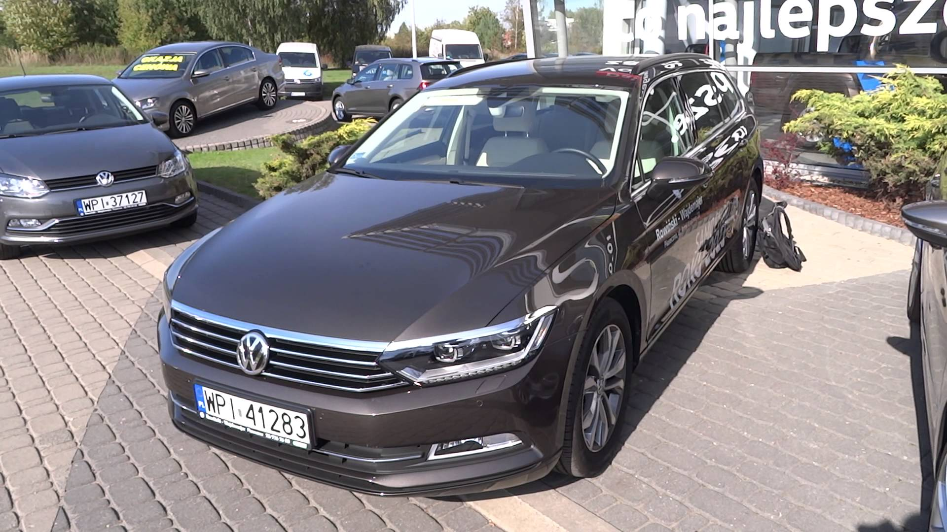 Volkswagen Passat B8 2015 Now Sedan Outstanding Cars