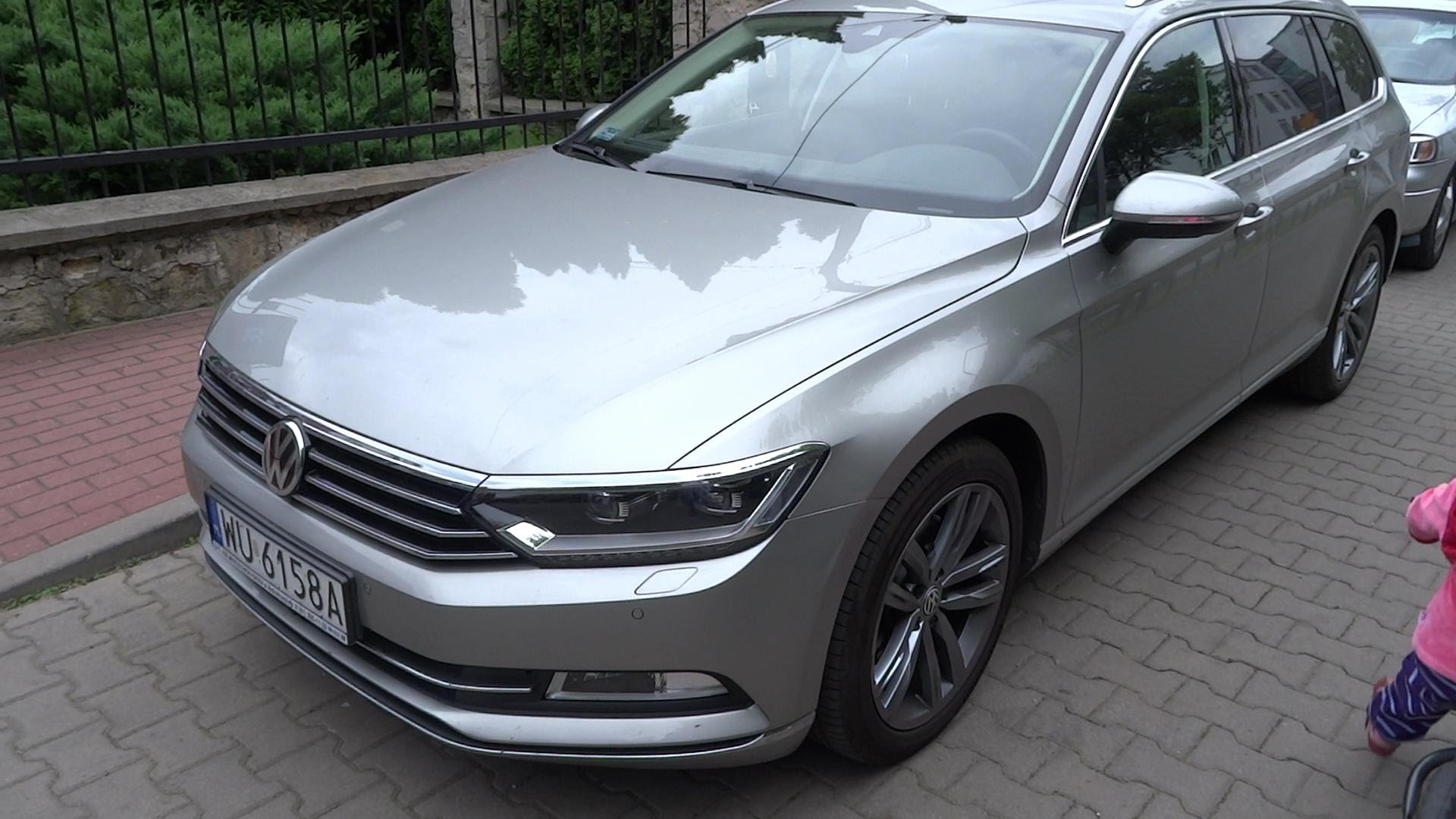 Volkswagen Passat B8 2015 - now Sedan #5
