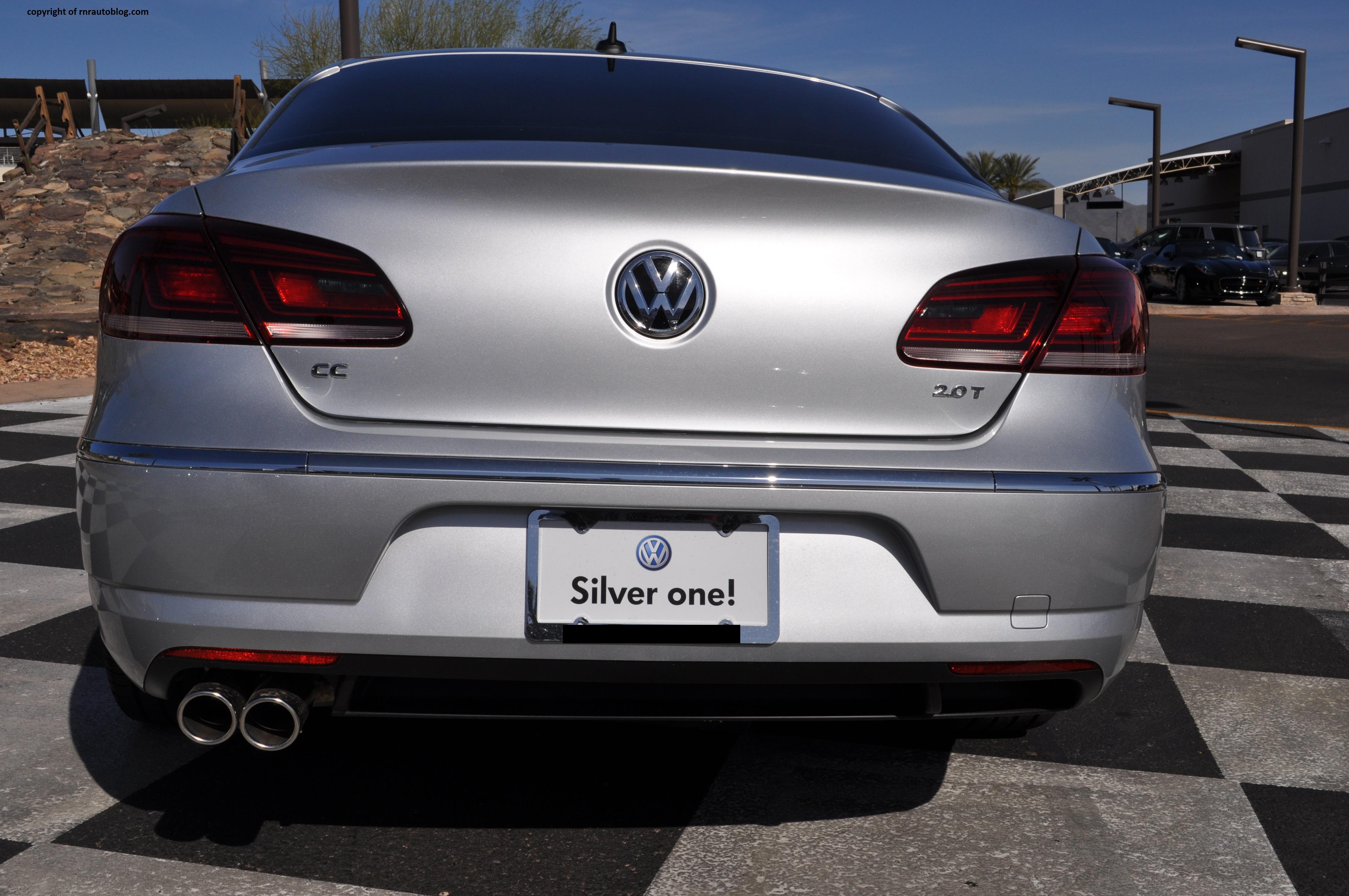 Volkswagen Passat CC I 2008 - 2012 Sedan #1