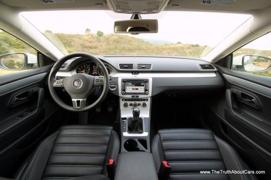 Volkswagen Passat CC I 2008 - 2012 Sedan #8