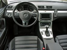 Volkswagen Passat CC I Restyling 2012 - now Sedan #8