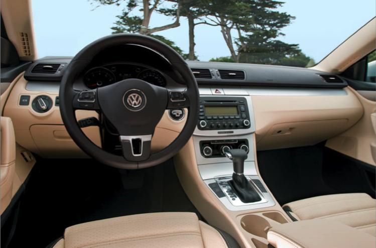 Volkswagen Passat CC I 2008 - 2012 Sedan #6