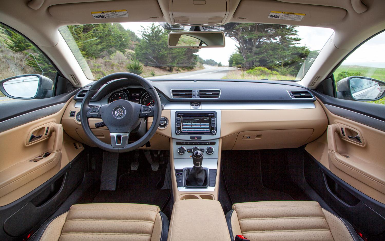 Volkswagen Passat CC I Restyling 2012 - now Sedan #3