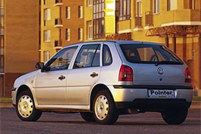 Volkswagen Pointer 2004 - 2006 Hatchback 3 door #5