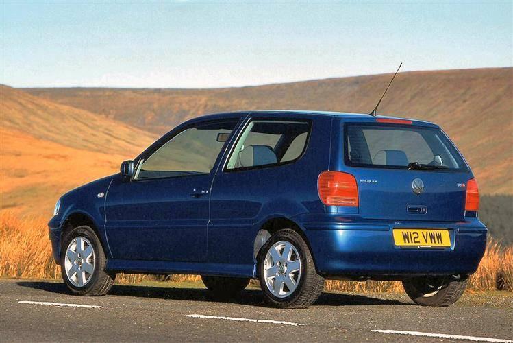 Volkswagen Polo GTI III 1995 - 1999 Hatchback 3 door #3