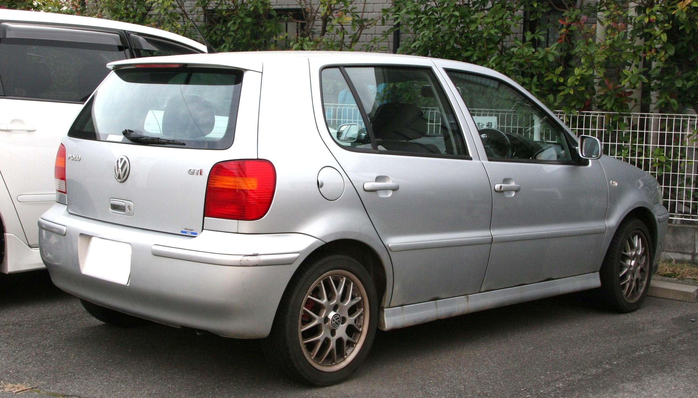 Volkswagen Polo Gti Iii Restyling 1999 2001 Hatchback 3 Door