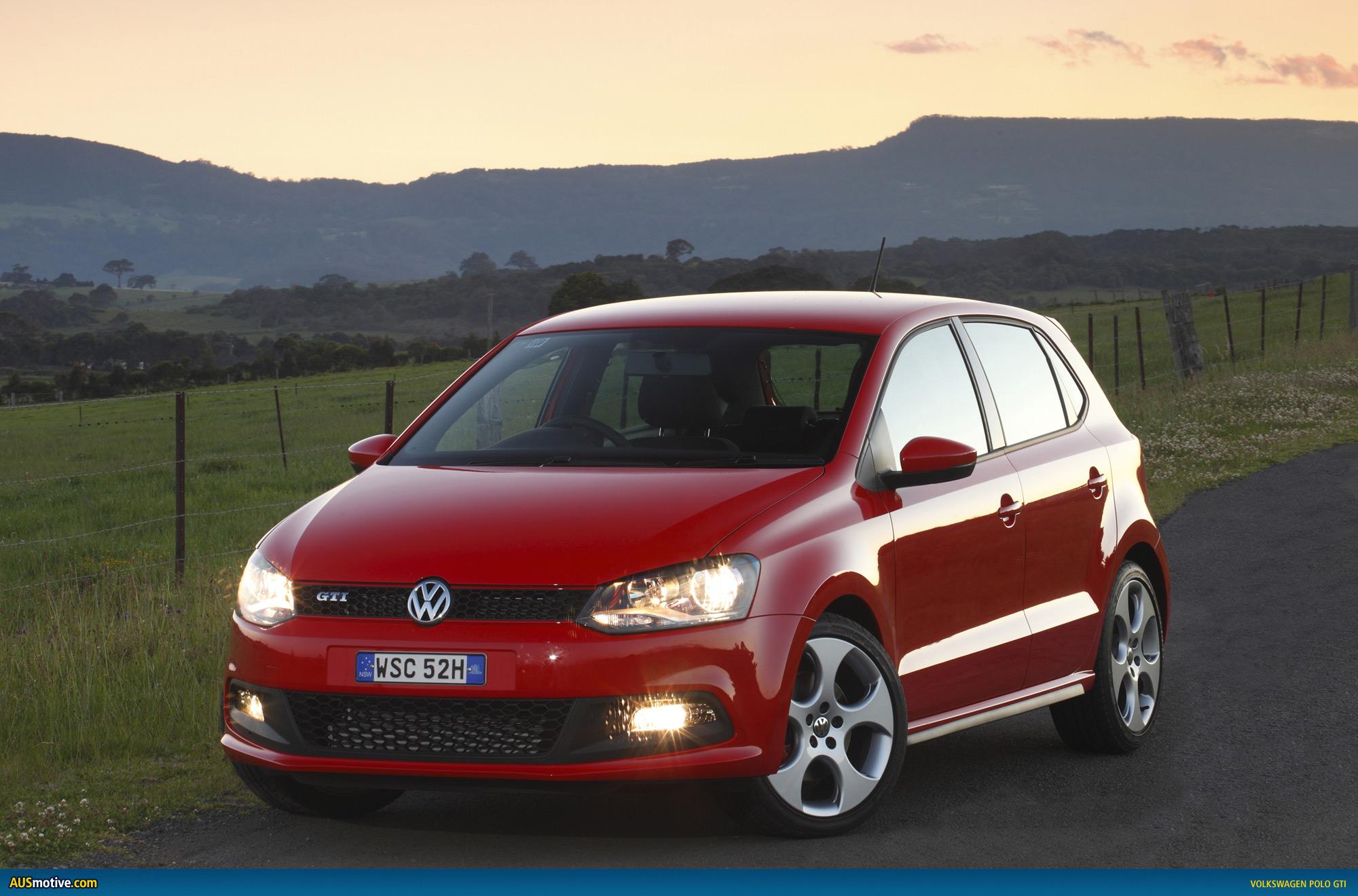 Volkswagen Polo GTI V 2010 - 2014 Hatchback 3 door :: OUTSTANDING CARS
