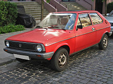 Volkswagen Polo I 1975 - 1981 Hatchback 3 door #1