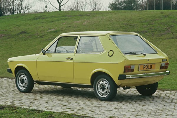 Volkswagen Polo I 1975 - 1981 Hatchback 3 door #3