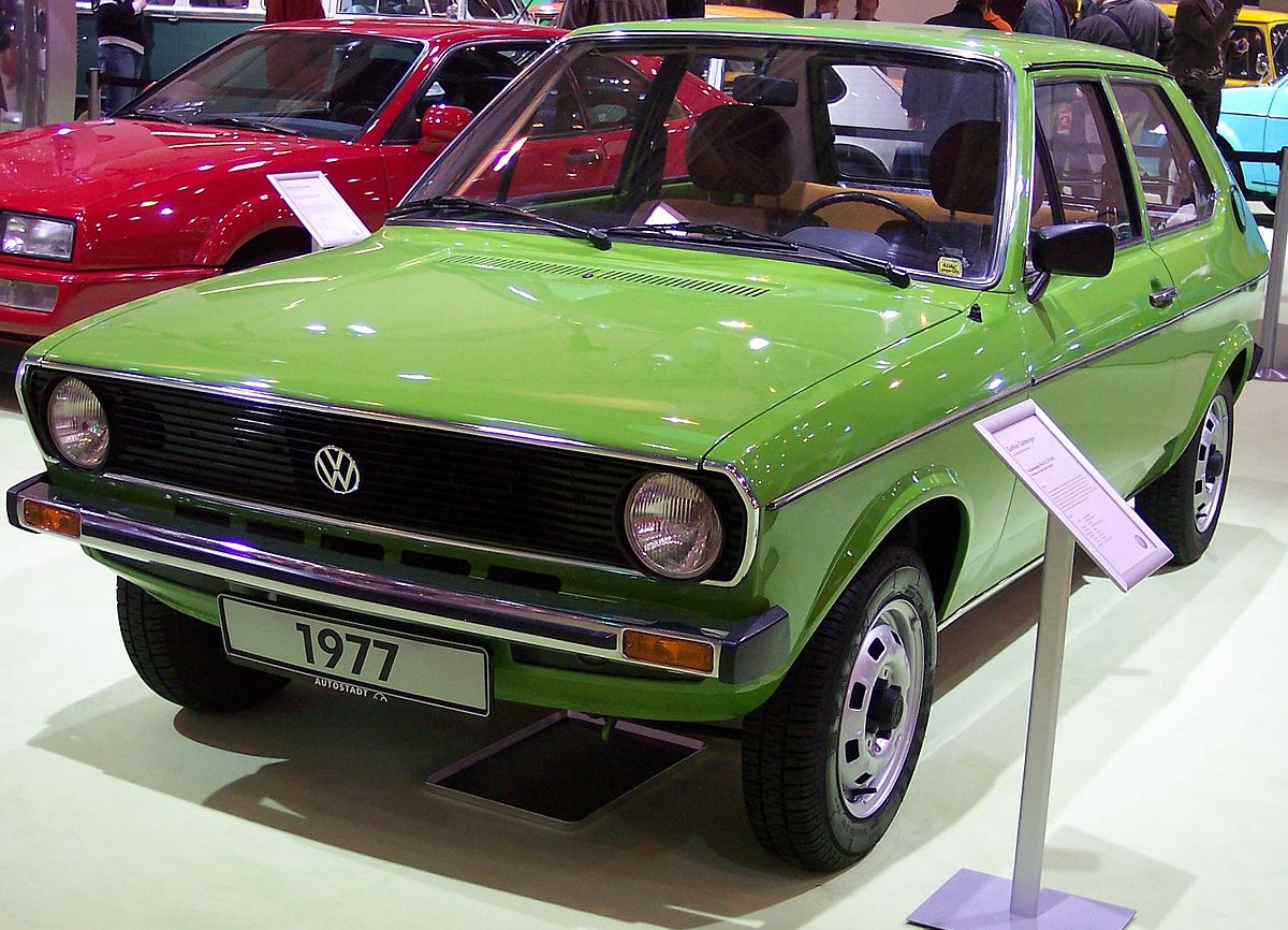 Volkswagen Polo I 1975 - 1981 Hatchback 3 door #2