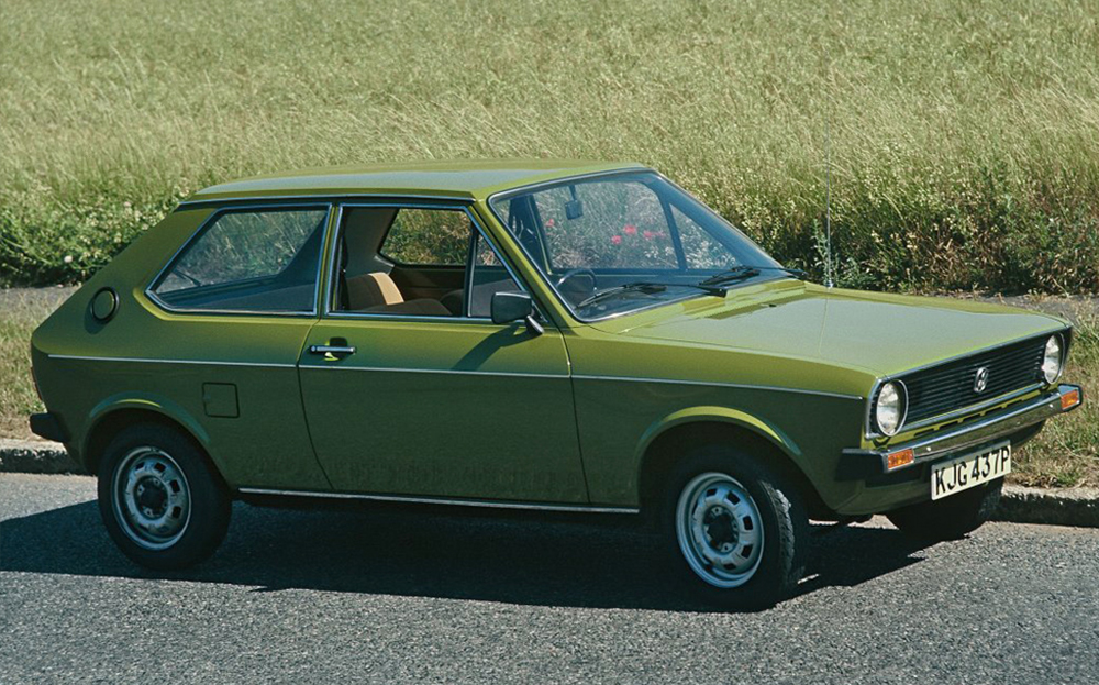 Volkswagen Polo I 1975 - 1981 Hatchback 3 door #7