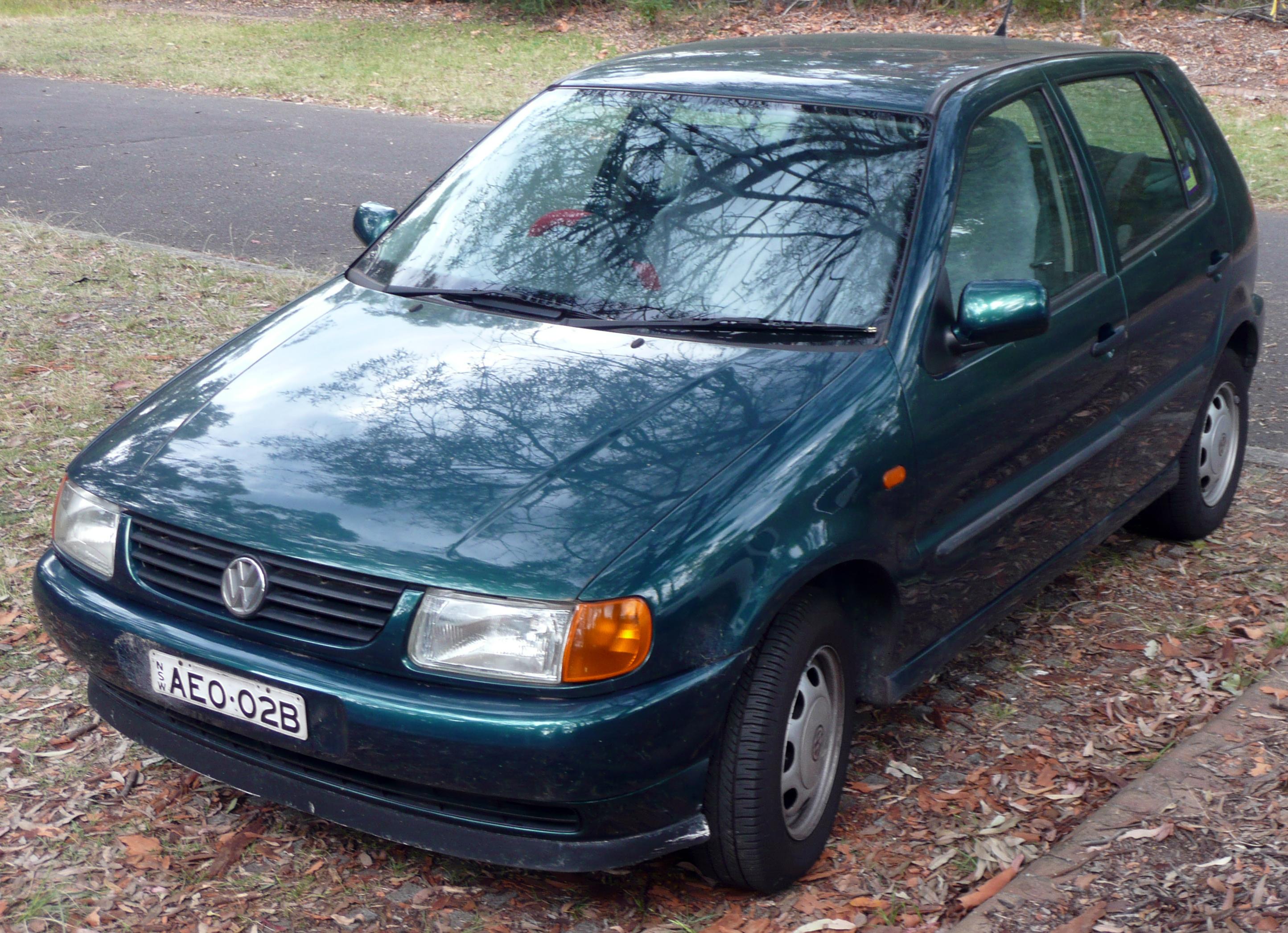 Volkswagen Polo III 1994 - 2001 Station wagon 5 door #6