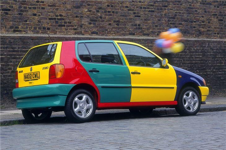 Volkswagen Polo III 1994 - 2001 Hatchback 3 door #1 & Volkswagen Polo III 1994 - 2001 Hatchback 3 door :: OUTSTANDING CARS