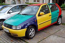 Volkswagen Polo III 1994 - 2001 Station wagon 5 door #4