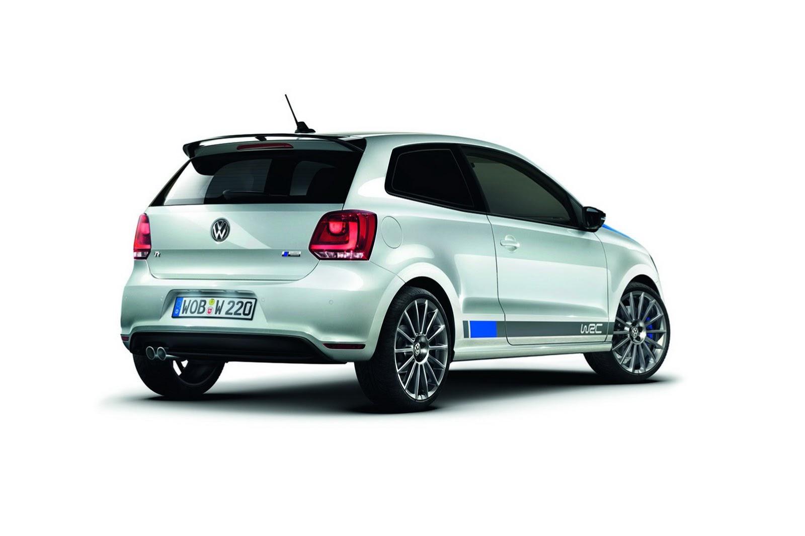 Volkswagen Polo R WRC 2013 - now Hatchback 3 door #4