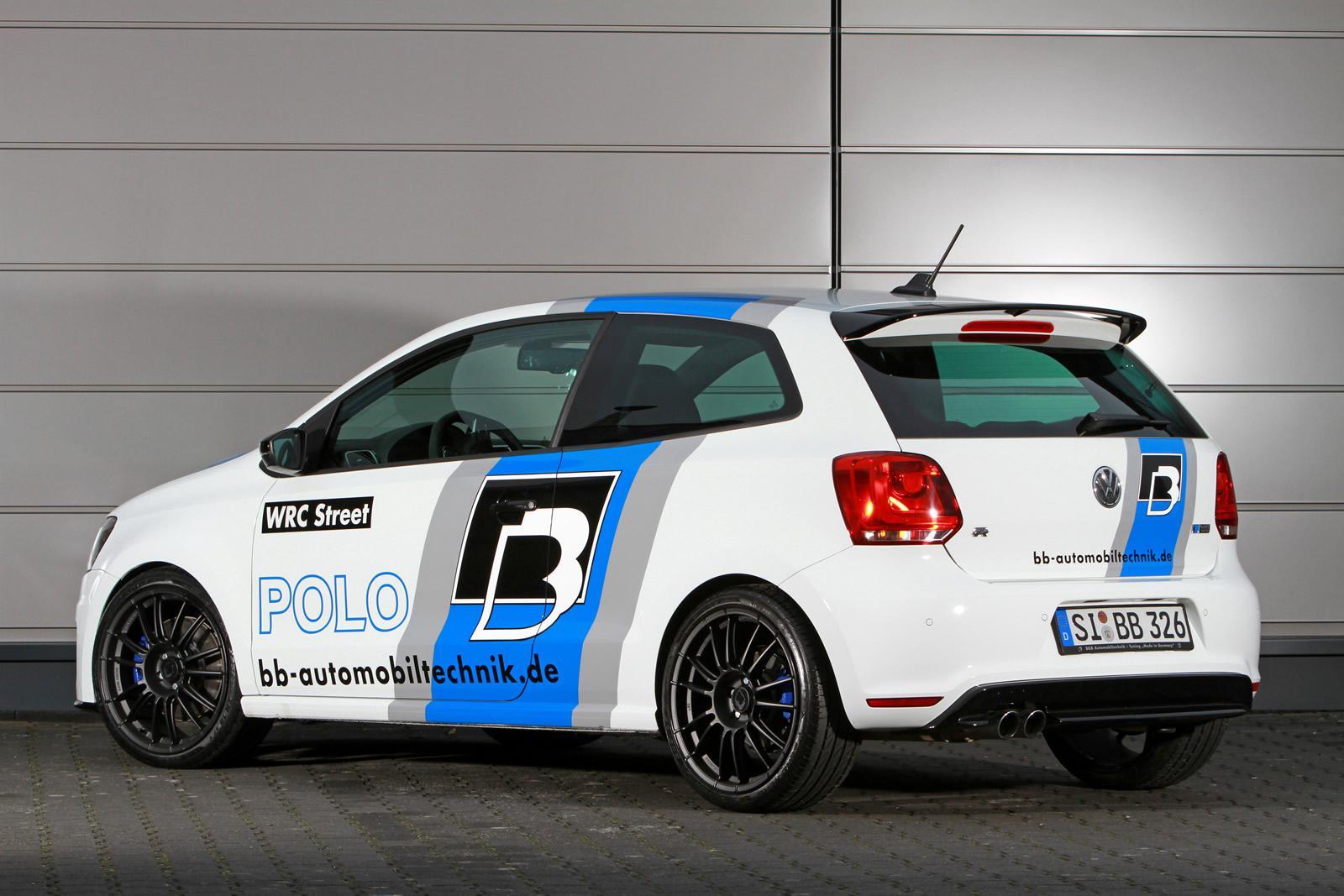 Volkswagen Polo R WRC 2013 - now Hatchback 3 door #2