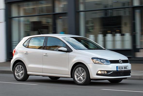 Volkswagen Polo V Restyling 2014 - now Hatchback 5 door #1