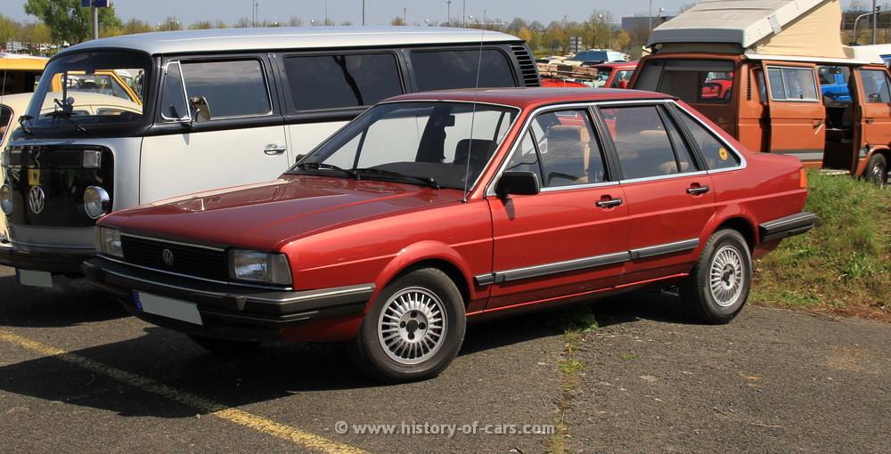 Volkswagen Santana 1981 - 1984 Sedan #2