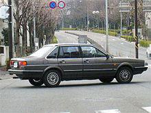 Volkswagen Santana 1981 - 1984 Sedan #1