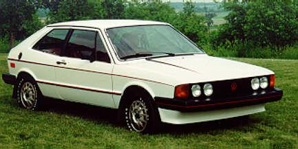 Volkswagen Scirocco I 1974 - 1981 Coupe #2