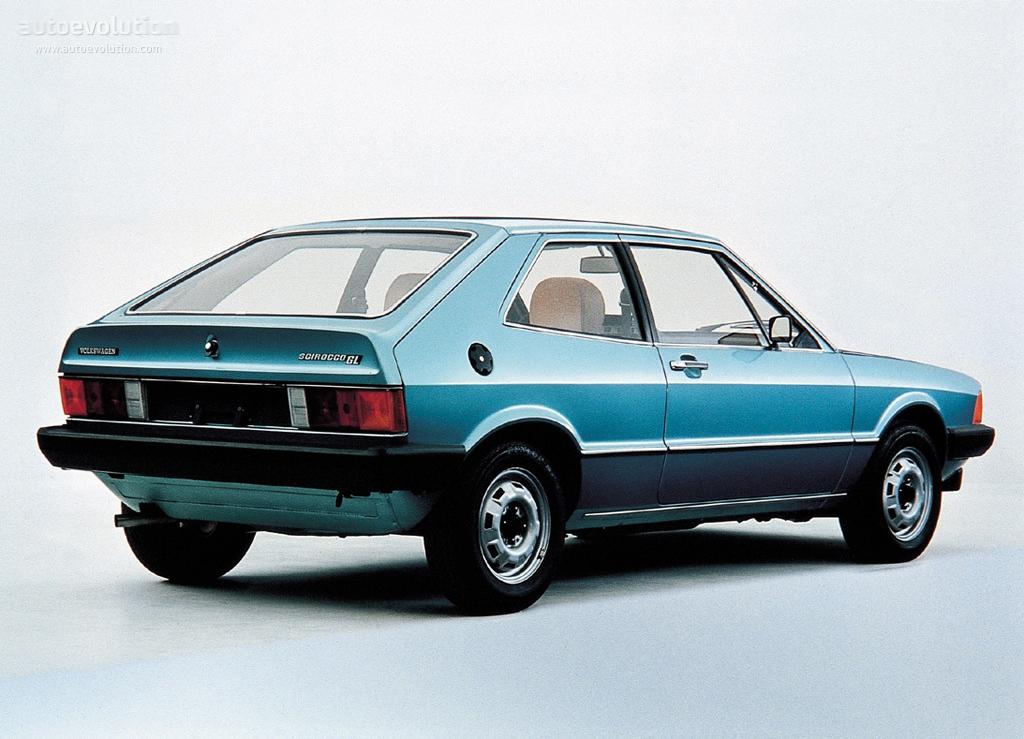 Volkswagen Scirocco I 1974 - 1981 Coupe #3