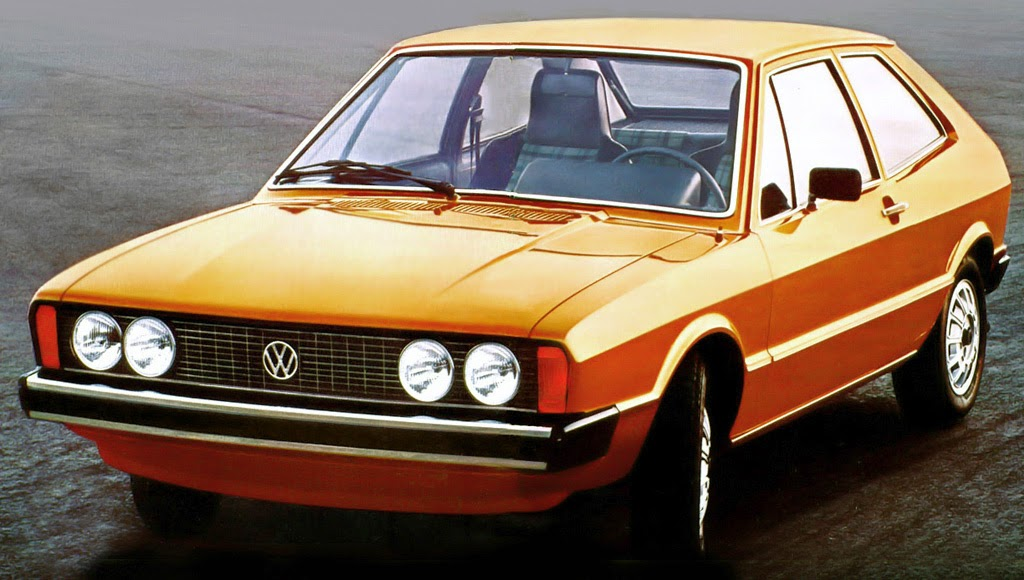 Volkswagen Scirocco I 1974 - 1981 Coupe #1