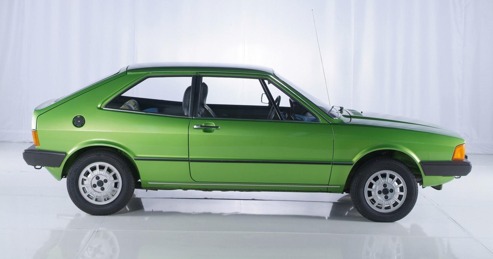 Volkswagen Scirocco I 1974 - 1981 Coupe #6