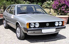 Volkswagen Scirocco I 1974 - 1981 Coupe #8