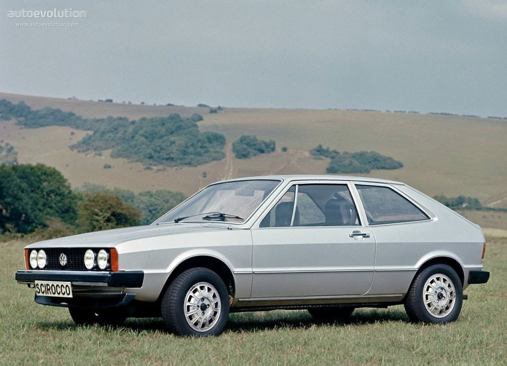 Volkswagen Scirocco I 1974 - 1981 Coupe #7