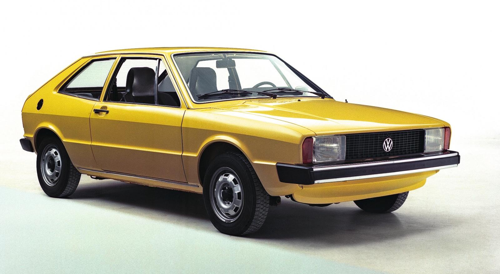 Volkswagen Scirocco I 1974 - 1981 Coupe #5