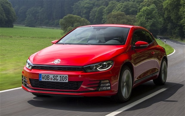 Volkswagen Scirocco III Restyling 2014 - now Hatchback 3 door #8