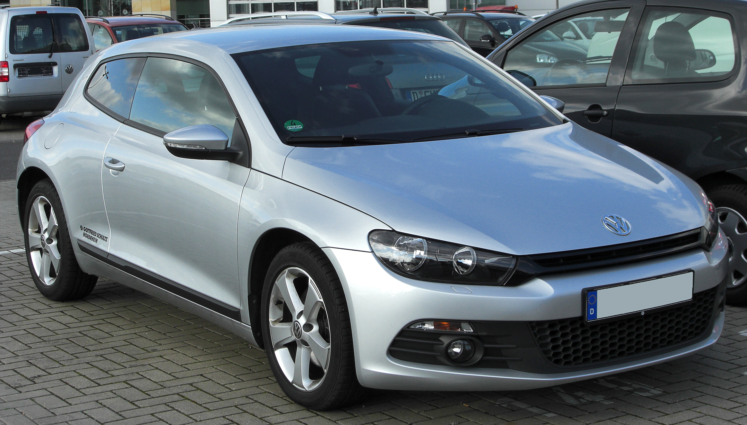 Volkswagen Scirocco III Restyling 2014 - now Hatchback 3 door #7