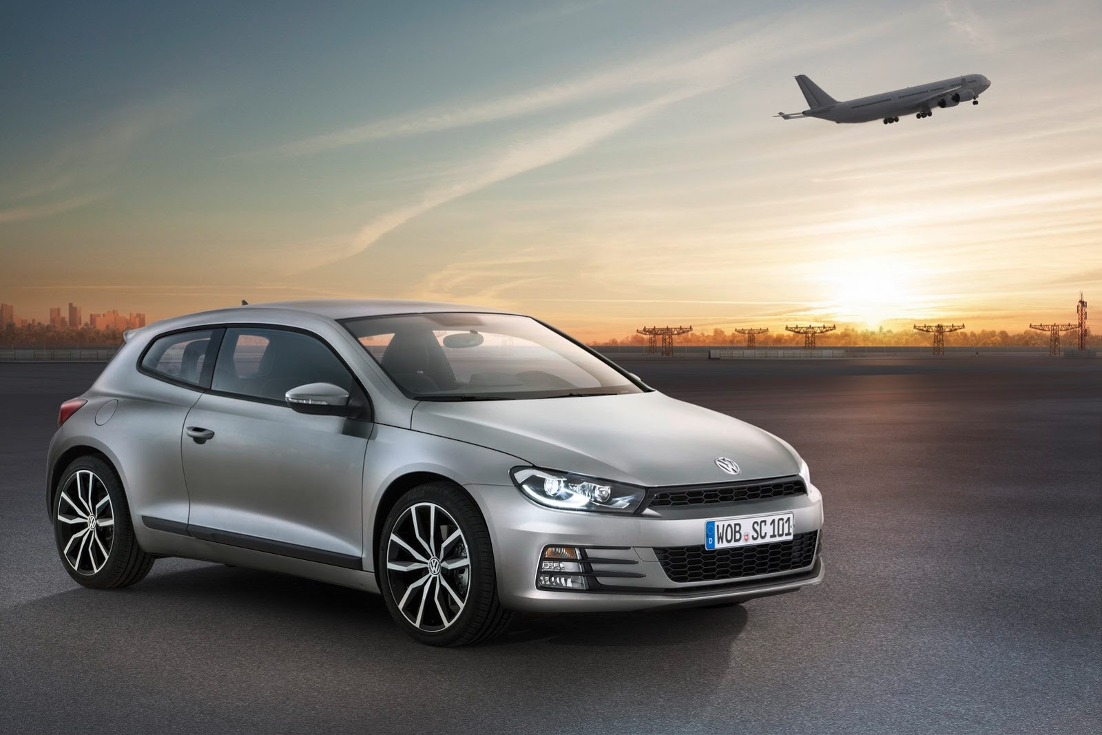 Volkswagen Scirocco III Restyling 2014 - now Hatchback 3 door #5