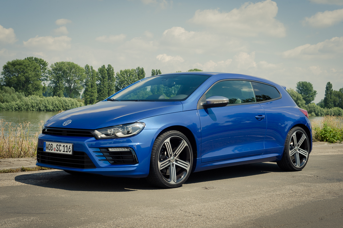 Volkswagen Scirocco III Restyling 2014 - now Hatchback 3 door #1