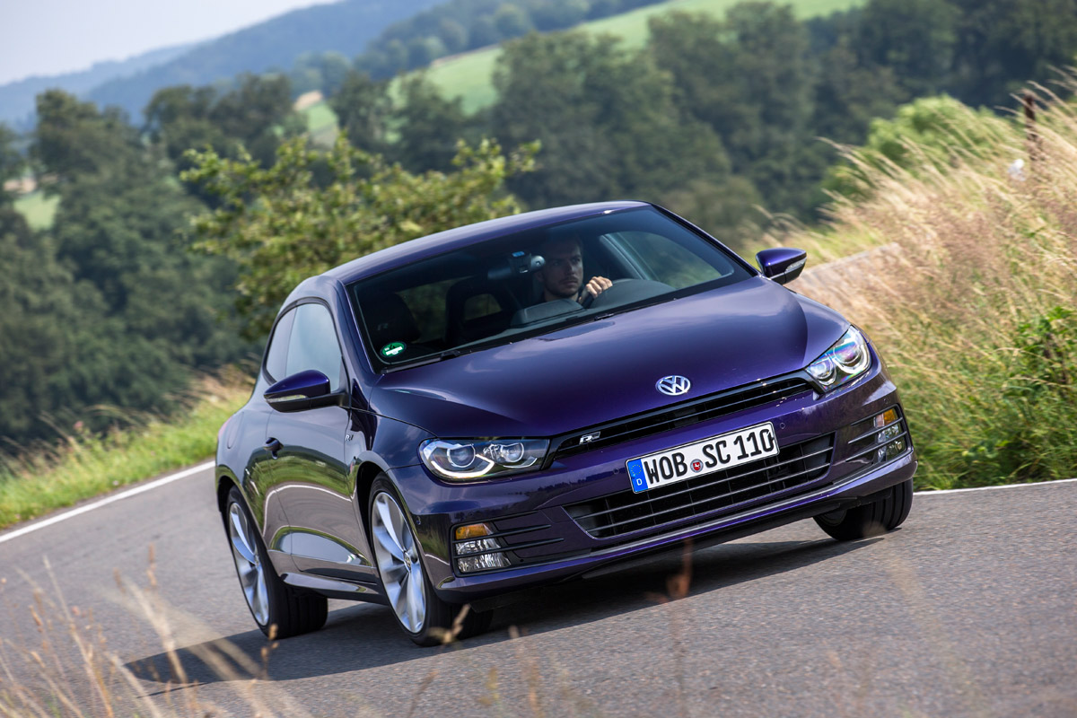 Volkswagen Scirocco III Restyling 2014 - now Hatchback 3 door #3