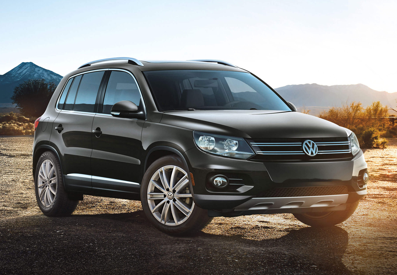 Volkswagen Tiguan II 2016 - now SUV 5 door #1