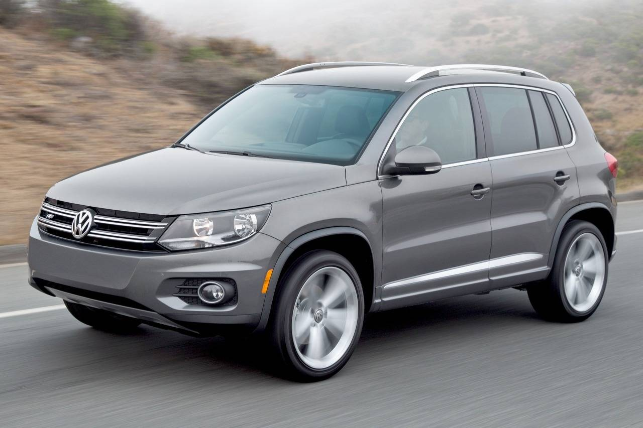 Volkswagen Tiguan II 2016 - now SUV 5 door #4