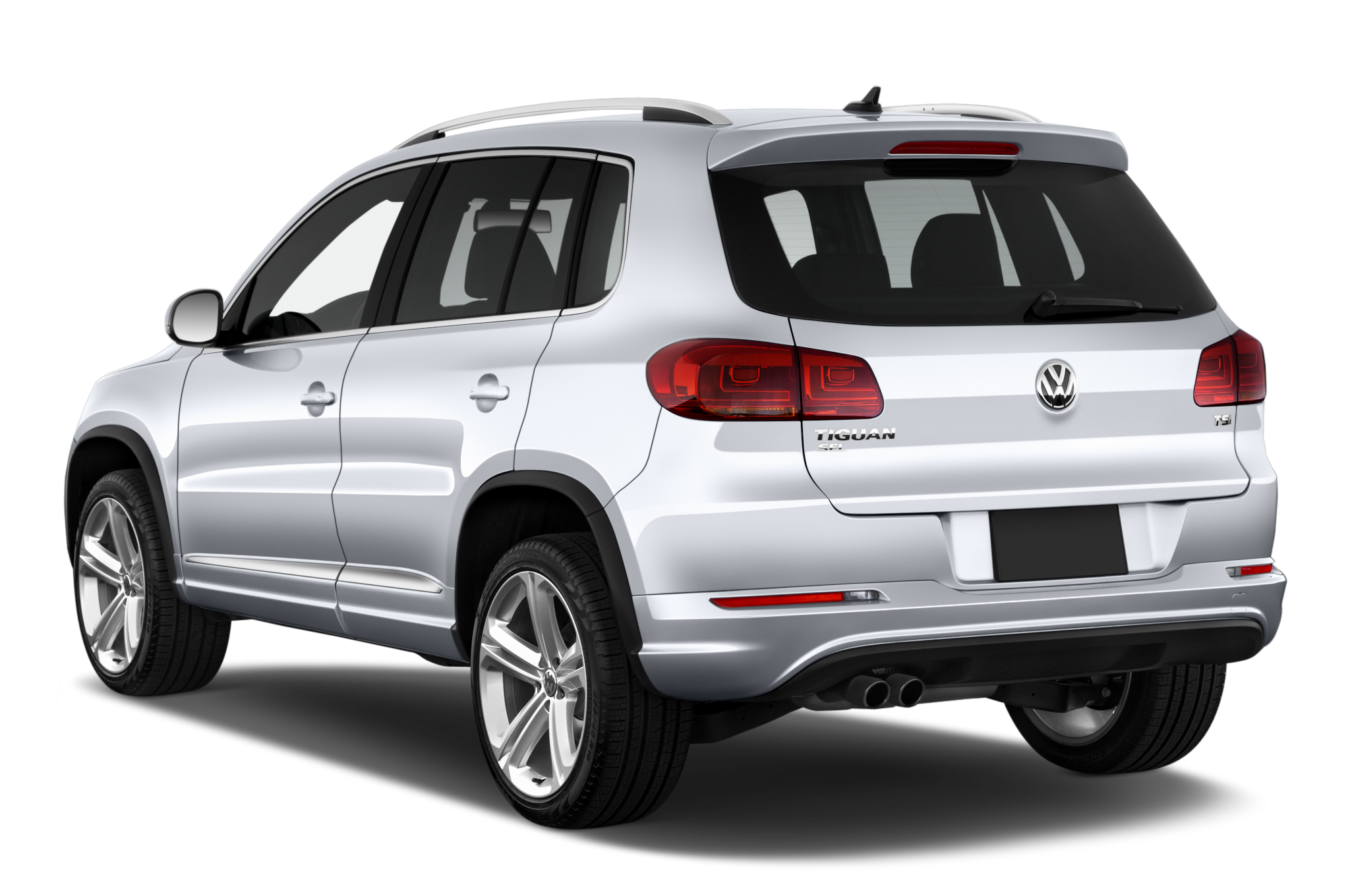 Volkswagen Tiguan II 2016 - now SUV 5 door #2