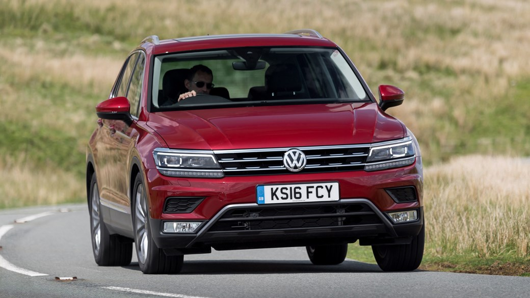 Volkswagen Tiguan II 2016 - now SUV 5 door #7