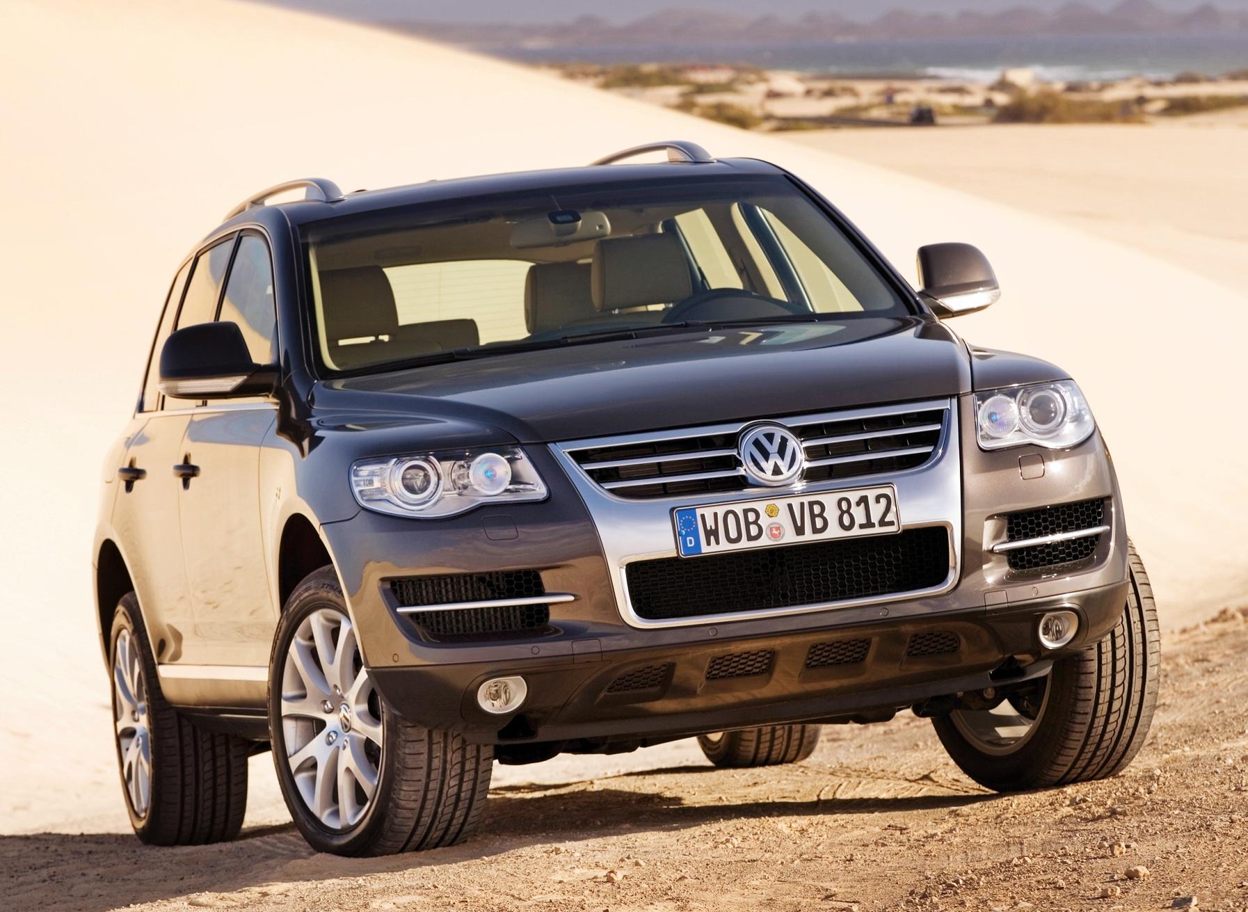 Volkswagen Touareg I 2002 - 2006 SUV 5 door #3