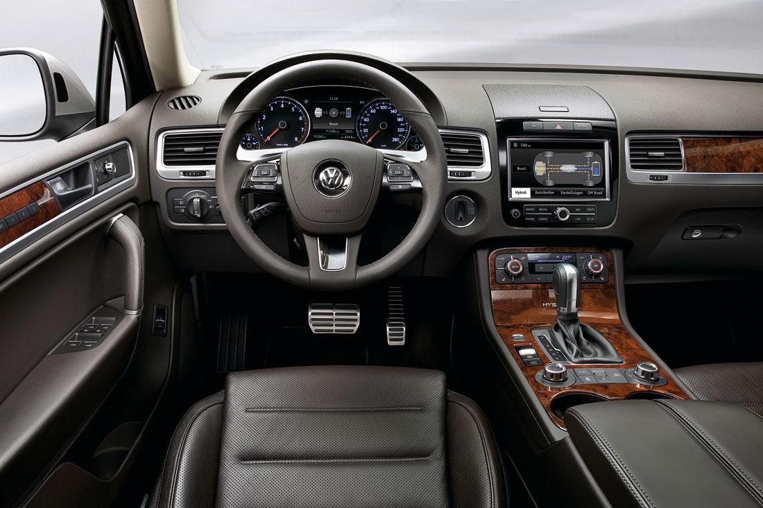 Volkswagen Touareg I 2002 - 2006 SUV 5 door #7