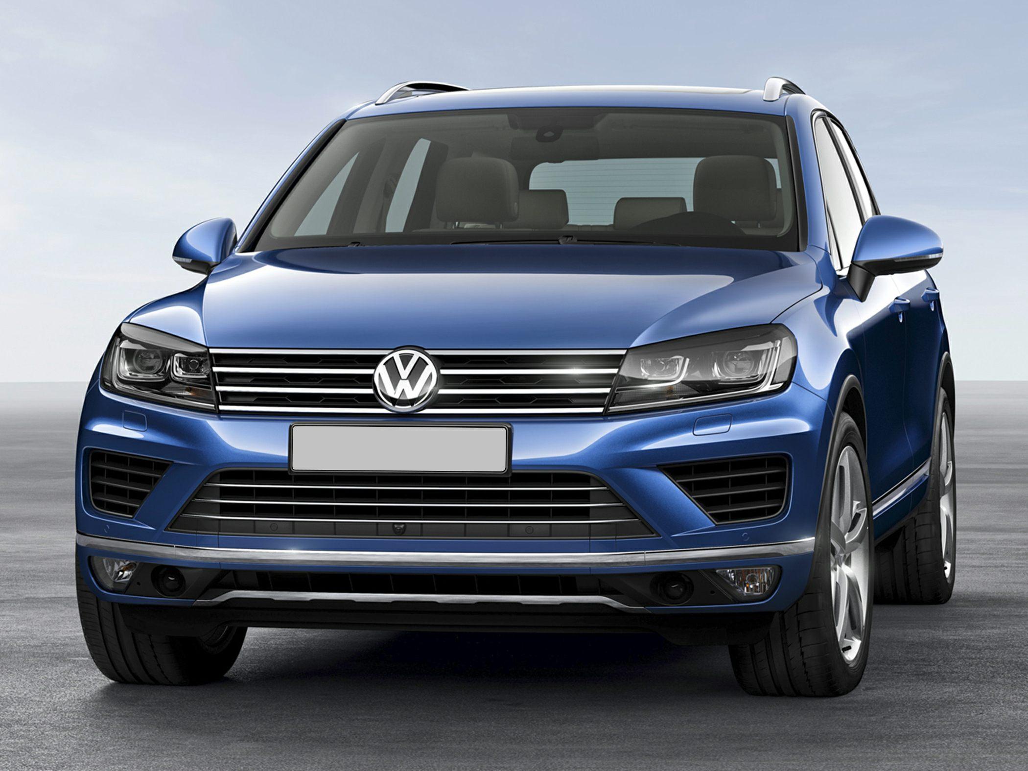 Volkswagen Touareg II Restyling 2014 - now SUV 5 door #3