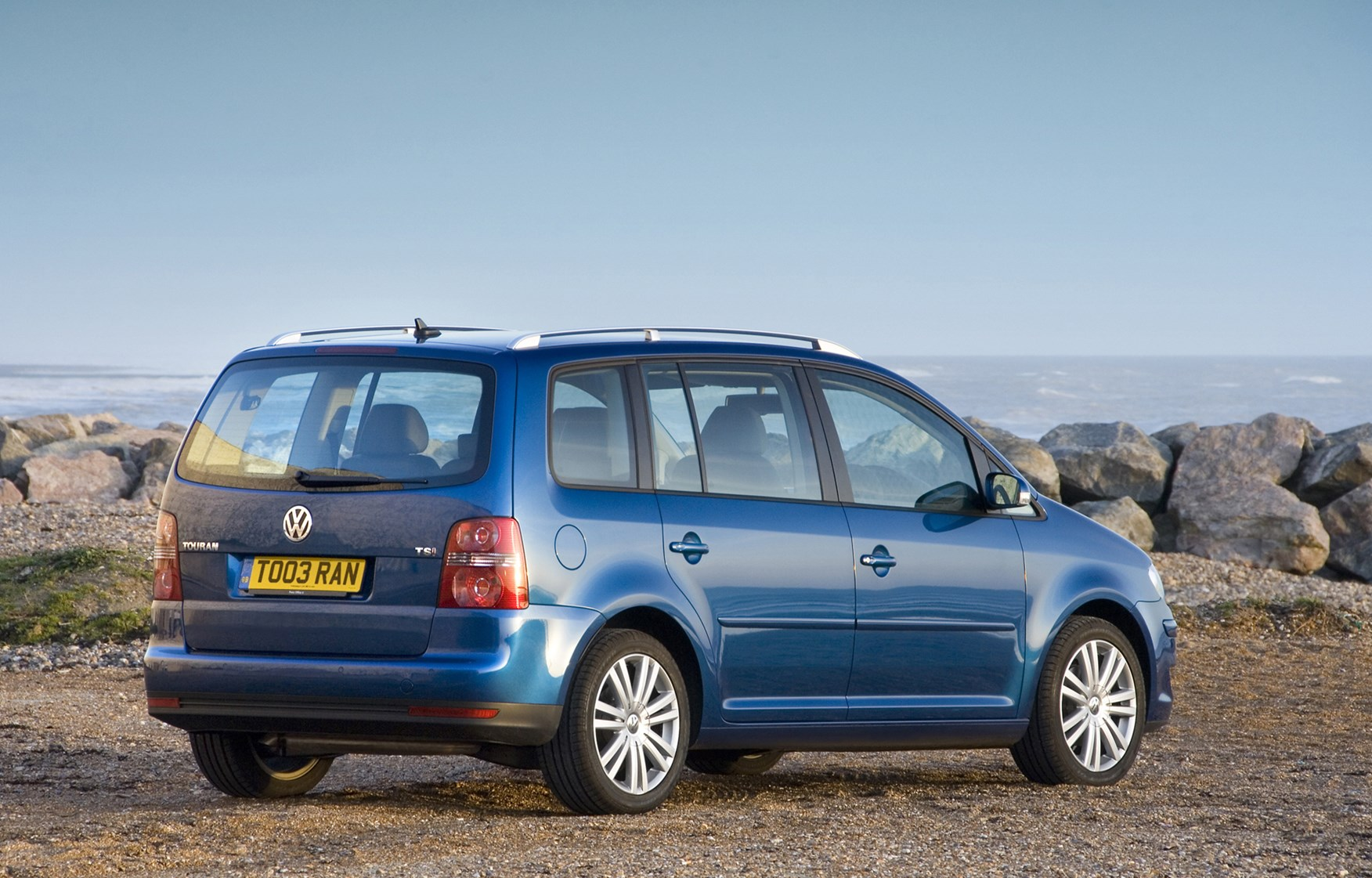 Volkswagen Touran I 2003 - 2006 Compact MPV #3