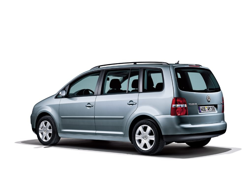 Volkswagen Touran I 2003 - 2006 Compact MPV #2