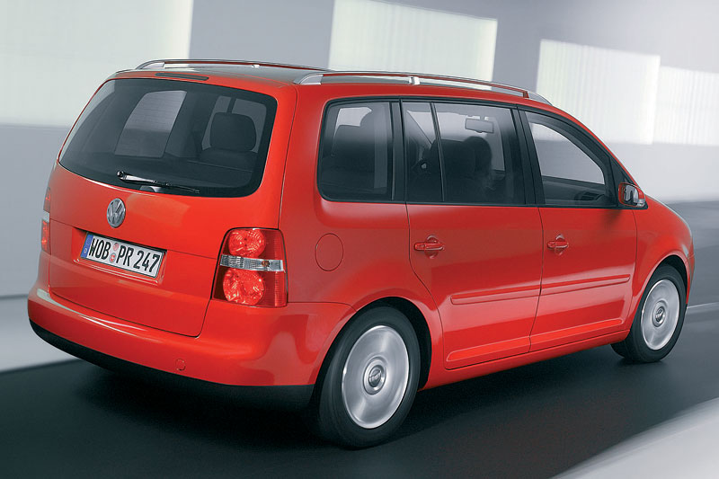 Volkswagen Touran I 2003 - 2006 Compact MPV #6