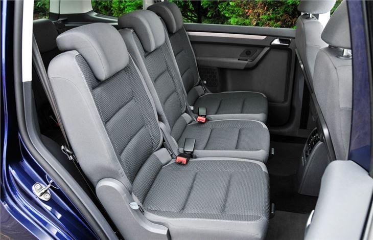 Volkswagen Touran I 2003 - 2006 Compact MPV #4