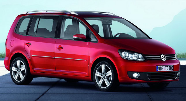 Volkswagen Touran I Restyling 2006 - 2010 Compact MPV #4